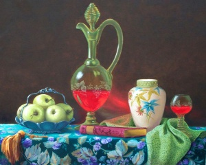 AntiqueThings-oil-24x20__Donna_Wise