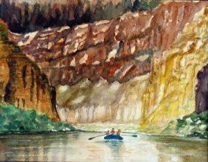 canyon-calm