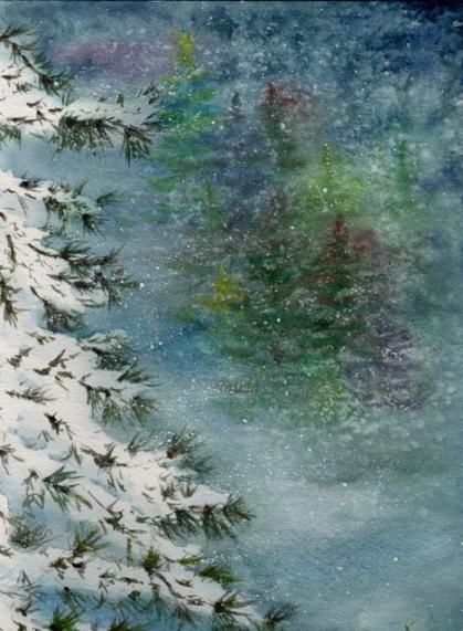Winter Wonderland by Stephanie Burd
